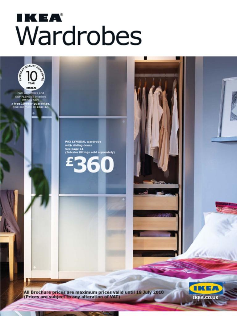 IKEA Wardrobes 2010 United Kingdom-English | Door | Mirror