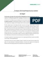 QLA Jury-Information for Press