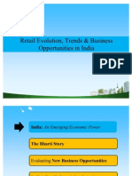 Retail Evolution Trends & Business PPT @ BEC DOMS