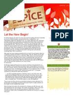 UTF 8'en Us'SPICE Jan Newsletter 2
