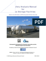 Fire Safety Analysis for LPG Storage.