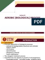 Chapter 8 - Aerobic Process