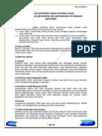 Pd t 03 2005 c Tata Cara Pemilihan Lokasi Prioritas Untuk an Perumahan Dan an Di Kawasan Perkotaan