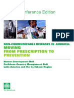 The World Bank - NCDs in Jamaica