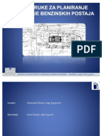 _Preporuke Za Planiranje Izgradnje Benzinskih Postaja if Dssh