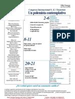 Semanario Católico Alfa y Omega. nº 775. 01 Marzo 2012