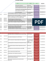 Paper Presentation Schedule 2012-02-27 Public