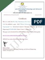IJETAE Certificate 0112 29