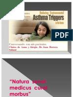 Desencadenantes Caseros  del Asma Caseros   Asthma Triggers at  home