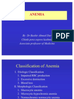 Anemia and Its Classification by Dr Bashir Ahmed Dar a Sopore Kashmir 1228039135310976 9