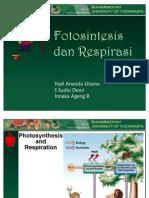Fotosintesis Dan Respirasi1 (1)