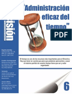 06.Administracion Eficaz Del Tiempo.