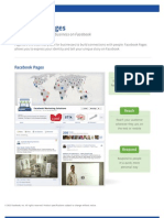 Facebook Timeline for Brand Pages Pages Product Guide by diTii.com