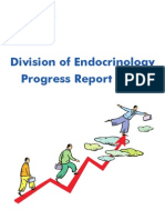 Division of Endocrinology—Progress Report 2007