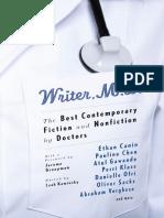Writer, M. D., Edited by Leah Kaminsky (Excerpt)