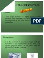 Chemical Plaque Control1
