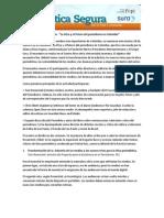 Relatoría del seminario de ética y periodismo-FNPI27nov2012