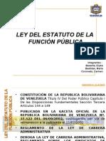 EXPOSICION LOEFP(Basanta - Bastidas - Coronado)