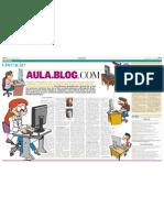 Reportagem do Jornal Pioneiro -Caxias do Sul