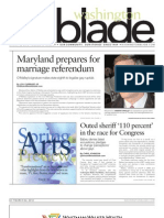 Washingtonblade.com - Volume 43, Issue 9 - March 2, 2012