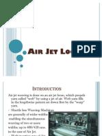 Air Jet Looms