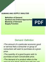 Demand Definition