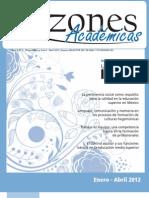 razones academicas No.5 [2012]