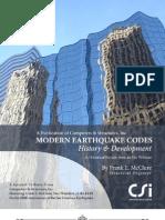 Earthquake Codes History