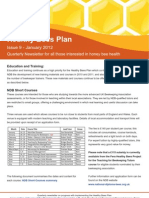 Healthy Bees Plan Newsletter No 9