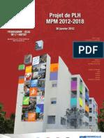 Projet de PLH MPM