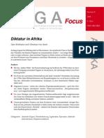 Erdmann Von Soest 2008 Diktatur in Afrika