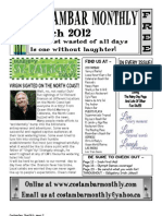 Costambar Monthly March 2012