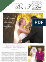I Do, I Do | Spring Bridal - North/South Edition | Hersam Acorn Newspapers