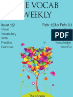 The Vocab Weekly_Issue 19