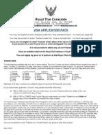 Aba Visa Application Pack 21.09.11