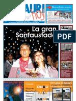 Basauri homenaje a Manuela Eguiguren
