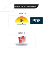 D9 Logo Options