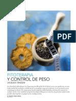 Fitoterapia y Control de Peso