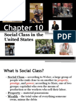 Chapter 10 Social Class in the United States 1301872894 Phpapp01