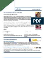 National HERC Newsletter Winter Spring 2012