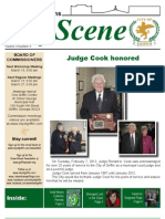 March 2012 CityScene Newsletter