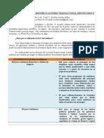 Acuerdo Transaccional Hipotecario II
