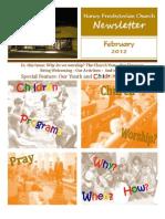 2012-02 HPC Newsletter