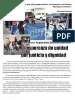 El Paso Regional Human Rights Convention