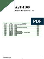 Javascript API 0514