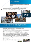 New Haven Budget Presentation Final