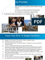 New Haven Budget Presentation Final