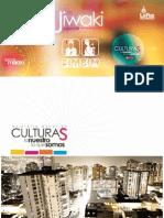 Agenda Cultural Marzo 2012