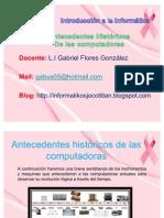 Antec. Histor. de Las Compu.