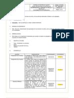 E-CM-042 DETERMINACIÓN DE TERRONES DE ARCILLA Y PARTÍCULAS DELEZNABLES EN LOS AGREGADOS